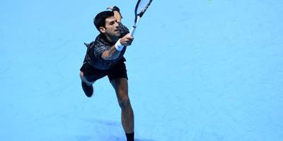 Debutant Isner kan Djokovic niet verrassen