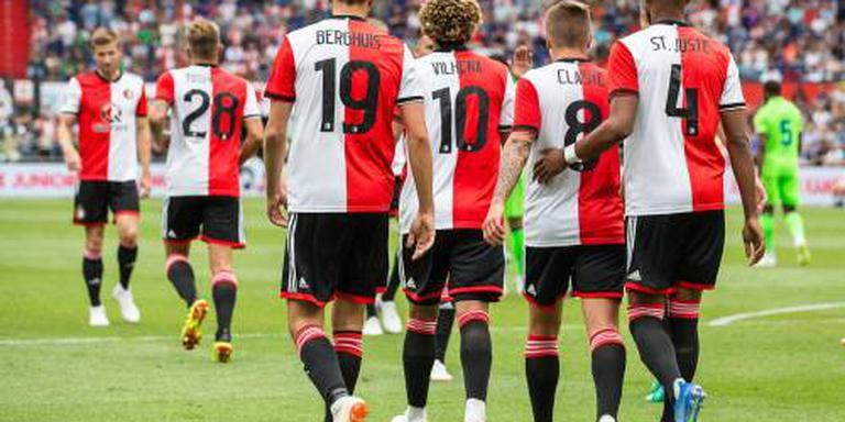 Feyenoord moet vroeg aantreden in Slowakije