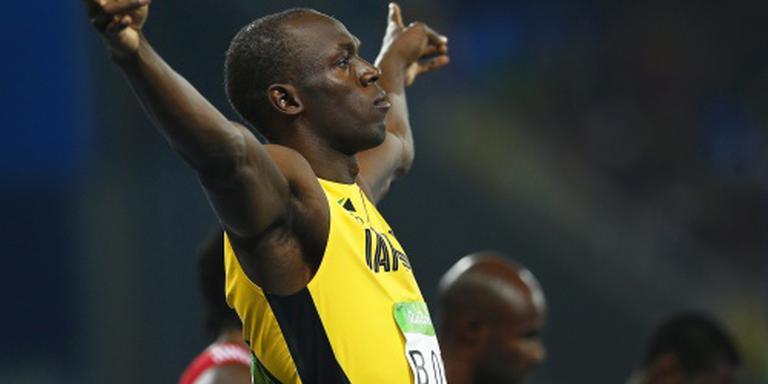 Bolt weer de koning van de 100 meter