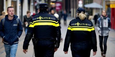 Politie op straat