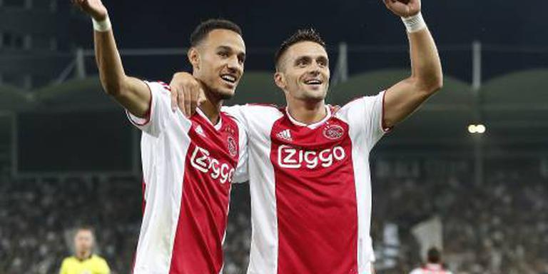 Ajax heeft geen kind aan Sturm Graz