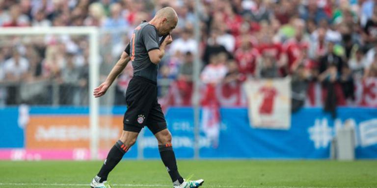 Rummenigge: Bayern heeft Robben nodig