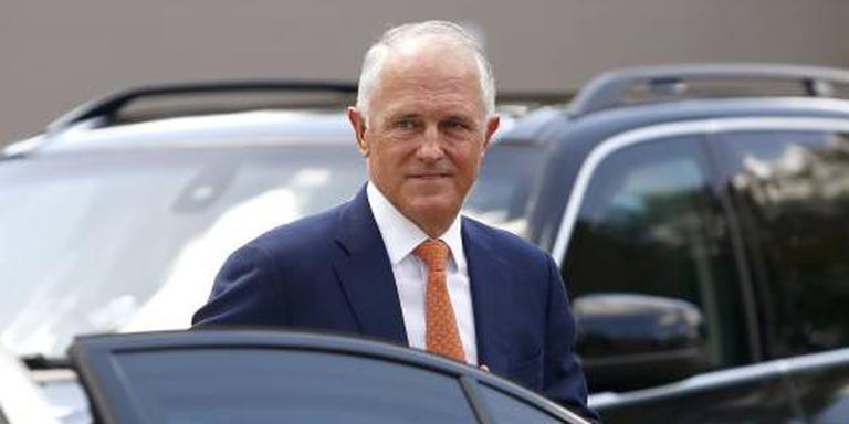 Australische premier verbiedt relaties staf
