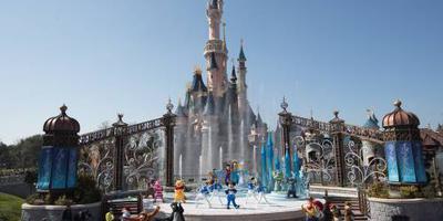 Paniek na vals alarm Disneyland Parijs