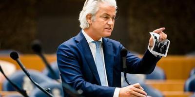 Wilders botst hard met DENK