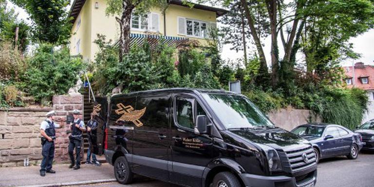 'Gijzeling' met dodelijke afloop in Stuttgart