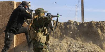 Fries bij oprichting brigade tegen IS