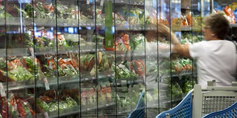 Minder bestrijdingsmiddelen in AH-groente