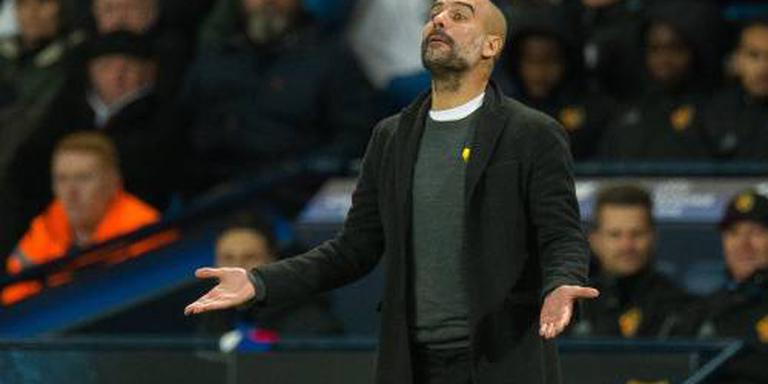 Guardiola: waar en wanneer maakt niet uit