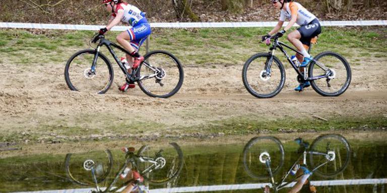 Terpstra kan niet verrassen op mountainbike