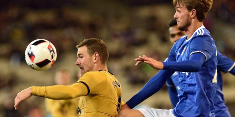 Janssen verliest met Tottenham van Juventus