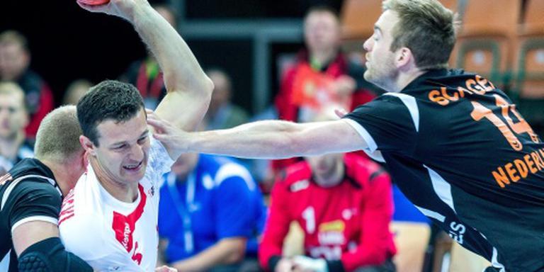 WK ver weg voor handballers