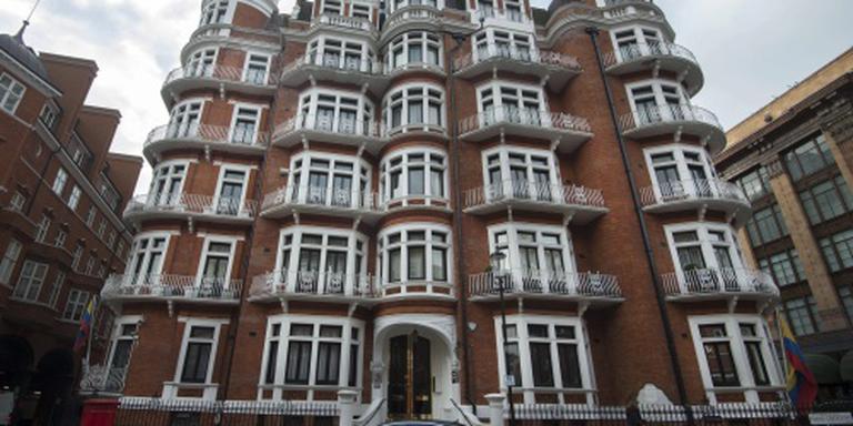 VN-werkgroep: stel Assange schadeloos