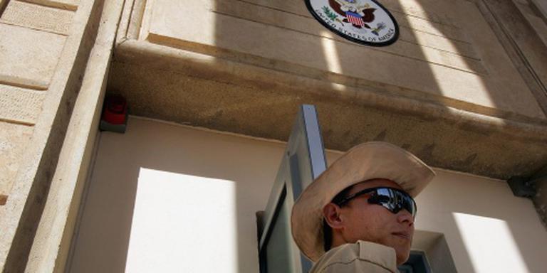 Amerikanen ontvoerd in Bagdad