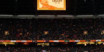 KNVB herdenkt Cruijff op sterfdag