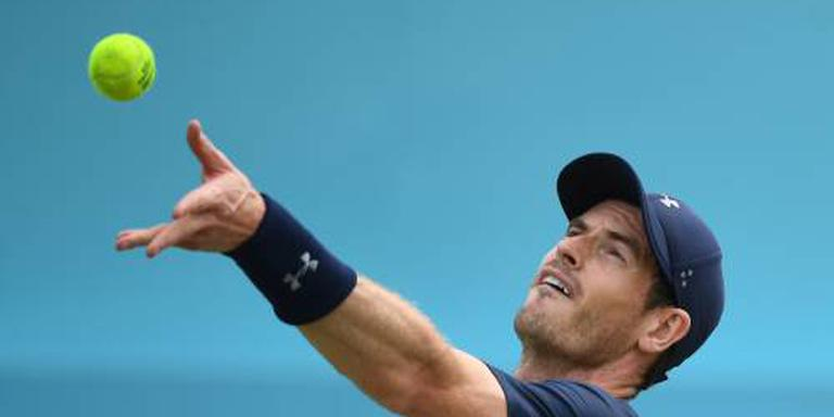 Wildcard Murray voor masters Cincinnati