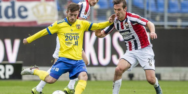 Willem II vergroot problemen SC Cambuur