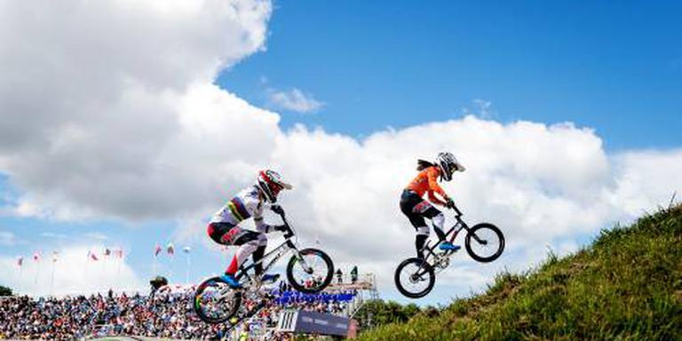 Vier finaleplaatsen Oranje-vrouwen EK BMX