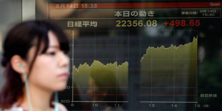Chipbedrijven drukken Japanse beurs