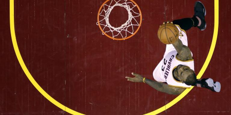 Warriors hebben NBA-titel binnen handbereik