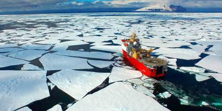 IJsverlies Antarctica verdrievoudigd sinds 2012