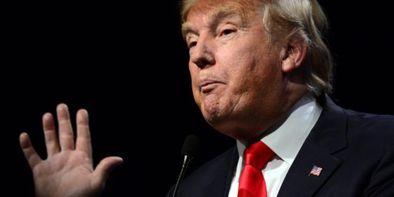 Trump haalt bakzeil in Londen
