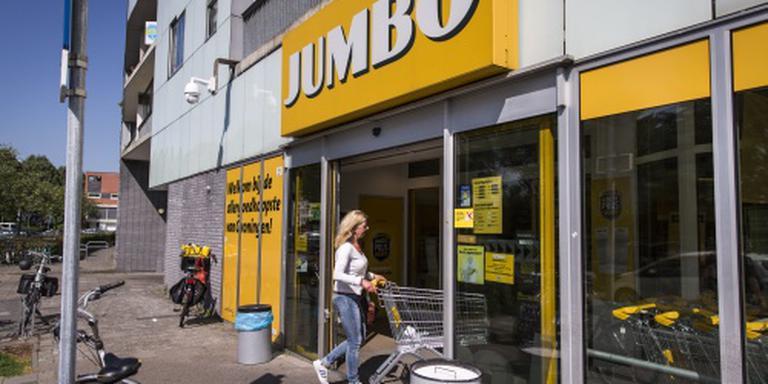 'Jumbo-afperser' in hoger beroep
