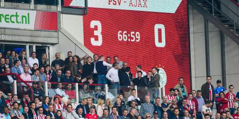 Ajax op beurs omlaag na kampioenschap PSV