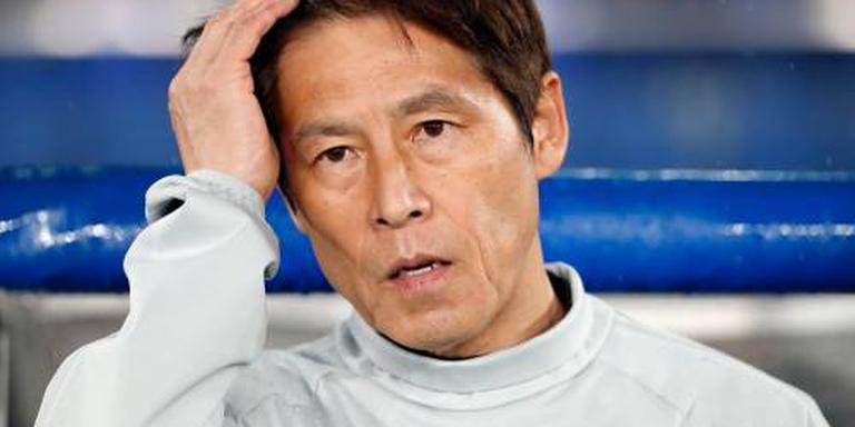 Japan kiest voor ervaring op WK