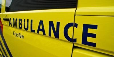 Vrachtwagen botst tegen auto op A7