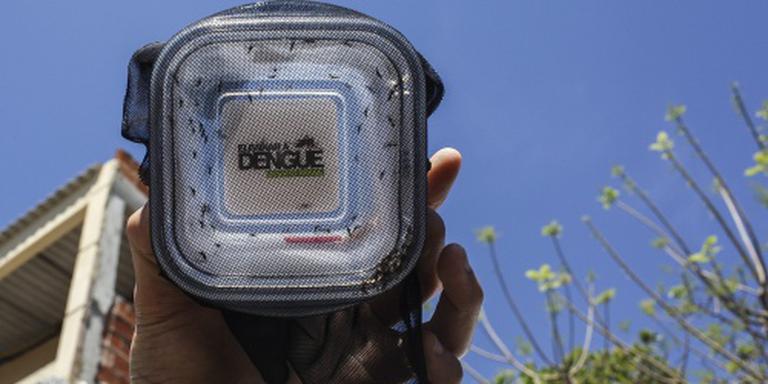 Ruim 11.600 gevallen zika-virus in Colombia