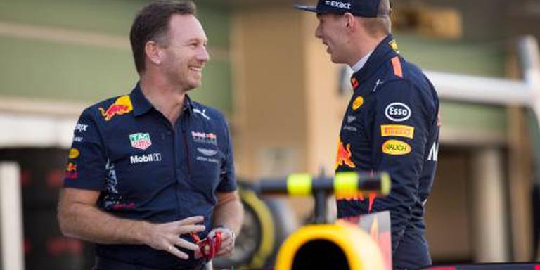 Teambaas Red Bull hoopt nog op wereldtitel