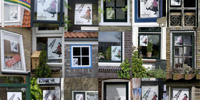 In gasvlamblauw naar Den Haag