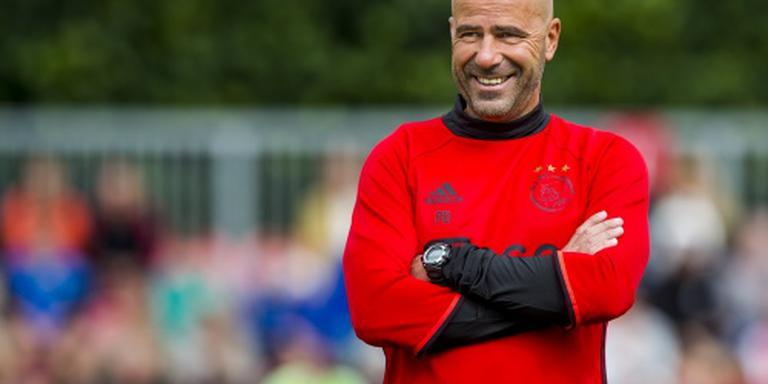 Ajax wint ook derde en vierde oefenduel niet