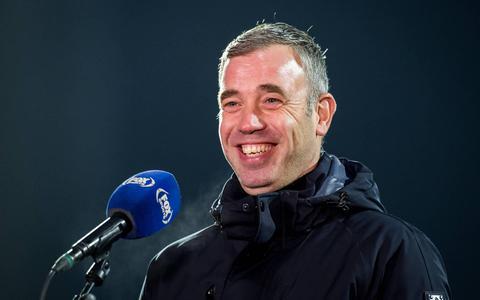FC Utrecht stelt René Hake uit Erica definitief aan als hoofdtrainer