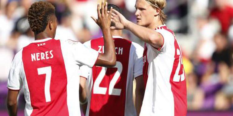 Ajax verlaat Florida met zege op São Paulo