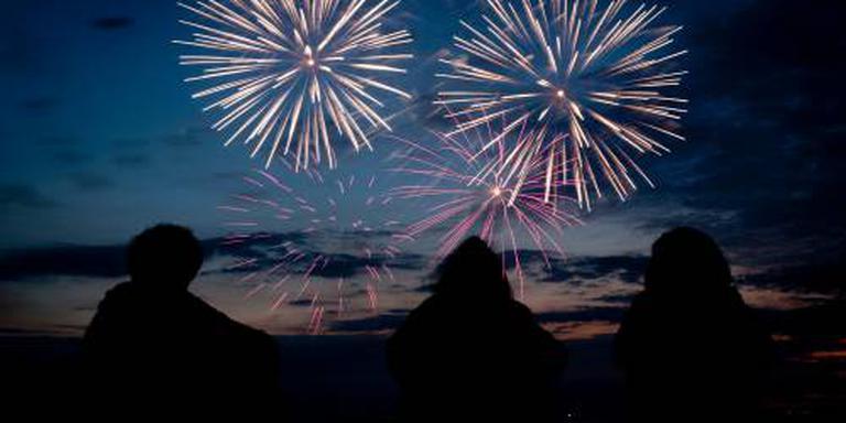 Vrijdag geen vuurwerkfestival door harde wind