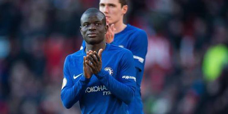 Chelsea begint met ruime zege in Huddersfield