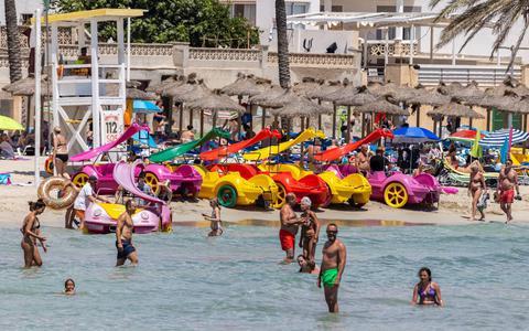 'Verdachten mishandelingen Mallorca zoeken deal over overgave'