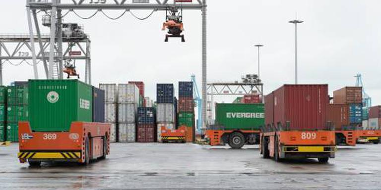 Export groeit 5 procent in mei