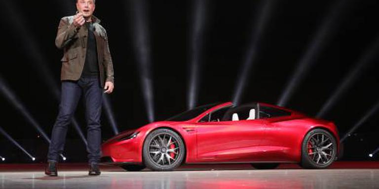 Tesla denkt snel winstgevend te worden