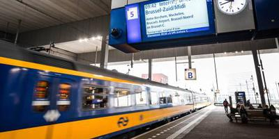 ProRail: de 7300 kilometer spoor is bijna vol