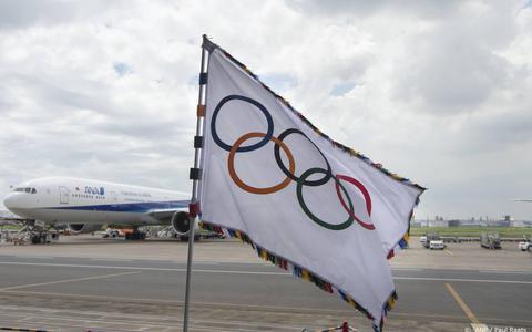 Sprintster uit Belarus geland in Wenen, vliegt door naar Warschau