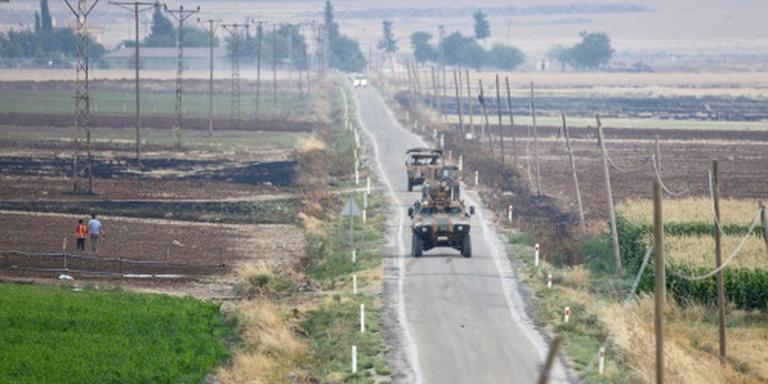 Turkije bombardeert weer Syrische Koerden