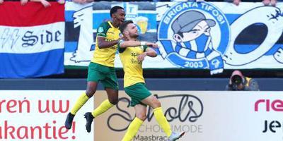 Fortuna verslaat De Graafschap in slotfase