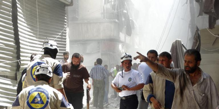 Opnieuw ziekenhuis Aleppo getroffen