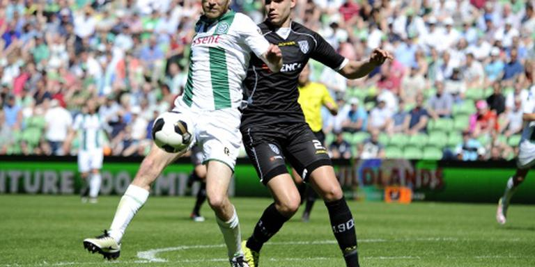 FC Groningen in play-offs om Europees voetbal