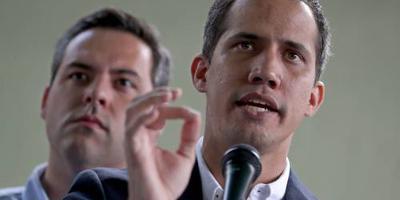 Stafchef oppositieleider Venezuela gepakt
