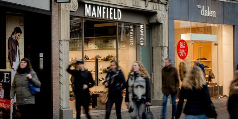 Ook surseance voor schoenenwinkels Macintosh