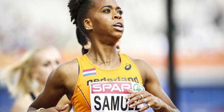 Van Schagen en Samuel naar finale 200 meter